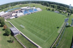 University of Kentucky NCAA soccer Field