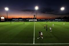 University of Kentucky soccer natural grass