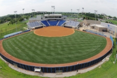 University of Kentucky softball