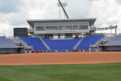 University of Kentucky softball natural grass