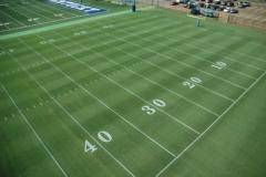 University of Kentucky practice football facility natural grass