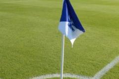 University of Kentucky soccer field natual grass